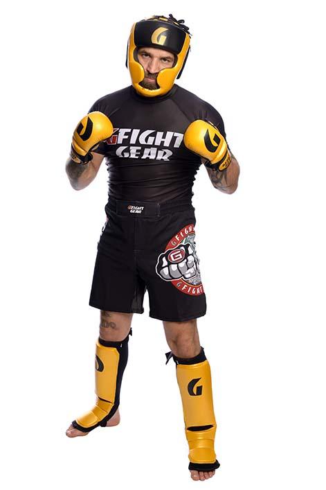 Ross Pointon GPUK GFight Gear